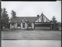 Image of Totten Villa Restaurant, photo by Herbert A. Flamm, 1954