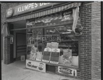 Image of [Klumpe's Delicatessen] - Negative, Film