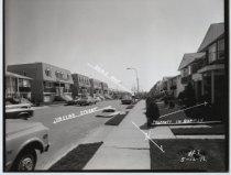 Image of [Vassar Street at Nome Avenue] - Negative, Film