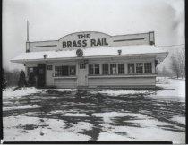 Image of The Brass Rail, photo by Herbert A. Flamm, 1950