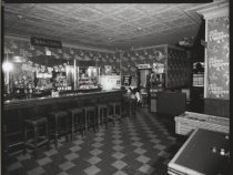 Image of Gaffney's Bar & Grill, photo by Herbert A. Flamm, 1956