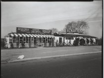 Image of Almar Farm Restaurant, photo by Herbert A. Flamm, 1954