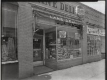 Image of Lane Deli, photo by Herbert A. Flamm, 1968