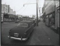 Image of Amboy Road, photo by Herbert A. Flamm, 1952