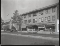 Image of Pouch Building and Post Office, photo by Herbert A. Flamm, 1955