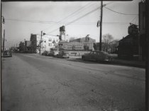 Image of Richmond Avenue, photo by Herbert A. Flamm, 1949