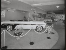 Image of [Nelson K. Mintz automobile dealership] - Negative, Film