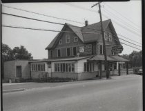 Image of Henny's Steak House, photo by Herbert A. Flamm, 1956