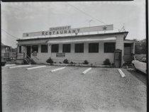 Image of Simonson's Restaurant, photo by Herbert A. Flamm, 1966