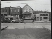 Image of Brighton Avenue, photo by Herbert A. Flamm, 1951