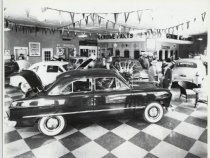 Image of Palma Motors, photo by Herbert A. Flamm, 1948