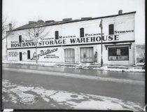 Image of Rosebank Storage Warehouse, photo by Herbert A. Flamm, 1948