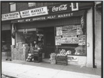 Image of [West New Brighton Meat Market] - Negative, Film