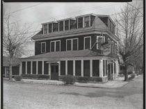 Image of Washington Hotel, photo by Herbert A. Flamm, 1948