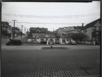 Image of [Mobilgas service station] - Negative, Film