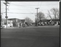 Image of Hylan Boulevard and Nelson Avenue, photo by Herbert A. Flamm, 1956