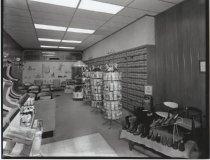 Image of Steven Jeffrey shoe store, photo by Herbert A. Flamm, 1964