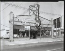Image of [Robin Ford dealership] - Negative, Film