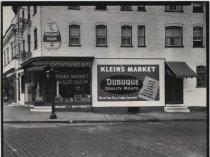 Image of [Klein's Market] - Negative, Film