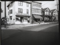 Image of Brighton Avenue and Castleton Avenue, photo by Herbert A. Flamm, 1949