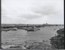 Image of South Shore Marina, photo by Herbert A. Flamm, 1956
