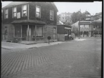 Image of Castleton Avenue and Jersey Street, photo by Herbert A. Flamm, 1950