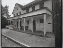 Image of Hitching Post Restaurant, photo by Herbert A. Flamm, 1971