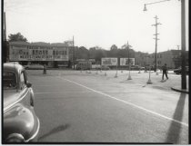 Image of Jewett Avenue at Victory Boulevard, photo by Herbert A. Flamm, 1951