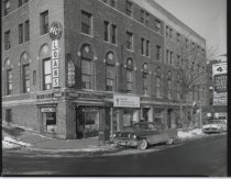 Image of Richmond Terrace and Schuyler Street, photo by Herbert A. Flamm, 1963