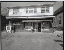 Image of Richmondtown Delicatessen, photo by Herbert A. Flamm, March 11, 1970