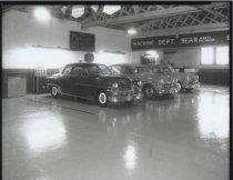 Image of Jorgensen Motors, photo by Herbert A. Flamm, 1951