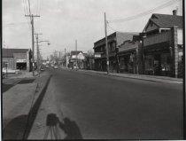 Image of [Richmond Avenue at Burden Avenue] - Negative, Film