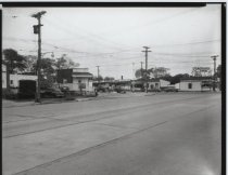 Image of Richmond Avenue at Forest Avenue, photo by Herbert A. Flamm, 1956