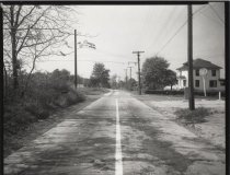 Image of Rockland Avenue and Forest Hill Road, photo by Herbert A. Flamm, 1953
