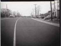 Image of Hylan Boulevard, photo by Herbert A. Flamm, 1951