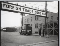 Image of Foreign Trade Zone No. 1, photo by Herbert A. Flamm, 1953