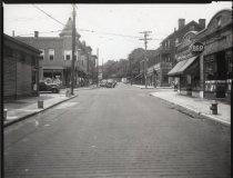 Image of Van Duzer Street and Beach Street, photo by Herbert A. Flamm, 1950