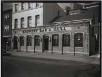Image of Brewery Bar & Grill, photo by Herbert A. Flamm, 1951