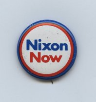 Image of Pin, Political -