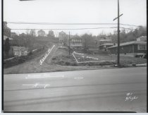 Image of Richmond Road at Edgar Place, photo by Herbert A. Flamm, 1965