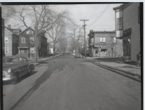 Image of [Taylor Street at Cary Avenue] - Negative, Film