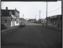 Image of Ocean Avenue and Robin Road, photo by Herbert A. Flamm, 1950