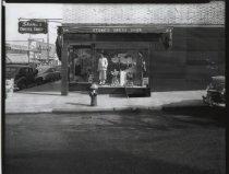 Image of [Stone's Dress Shop] - Negative, Film