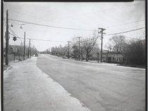 Image of Hylan Boulevard, photo by Herbert A. Flamm, 1951