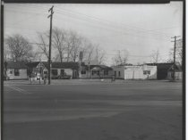 Image of Hylan Boulevard at Nelson Avenue, photo by Herbert A. Flamm, 1956