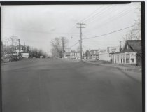 Image of [Hylan Boulevard at Nelson Avenue] - Negative, Film
