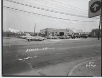 Image of Caccese Tire Co., photo by Herbert A. Flamm, 1970