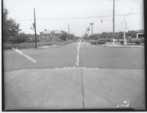 Image of Hylan Boulevard at New Dorp Lane, photo by Herbert A. Flamm, 1948