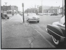 Image of Broad Street, photo by Herbert A. Flamm, 1950