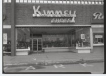 Image of [Kinney Shoes store] - Negative, Film